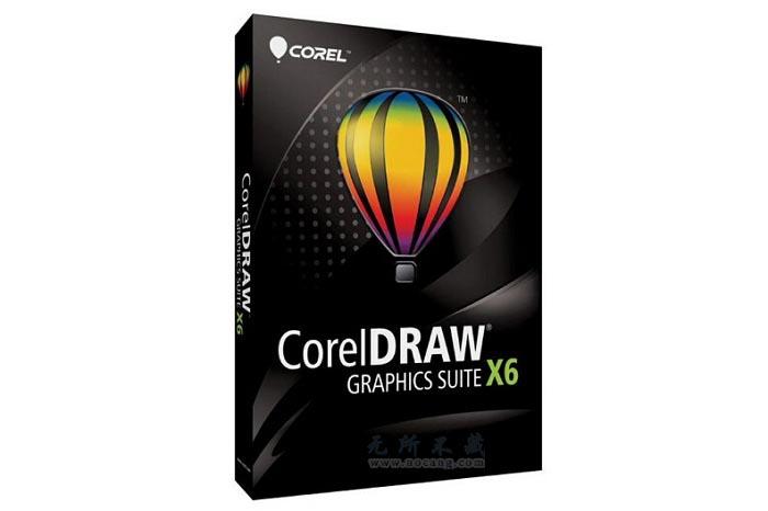 CorelDRAW.X6.简体中文正式版32位、64位含注册机